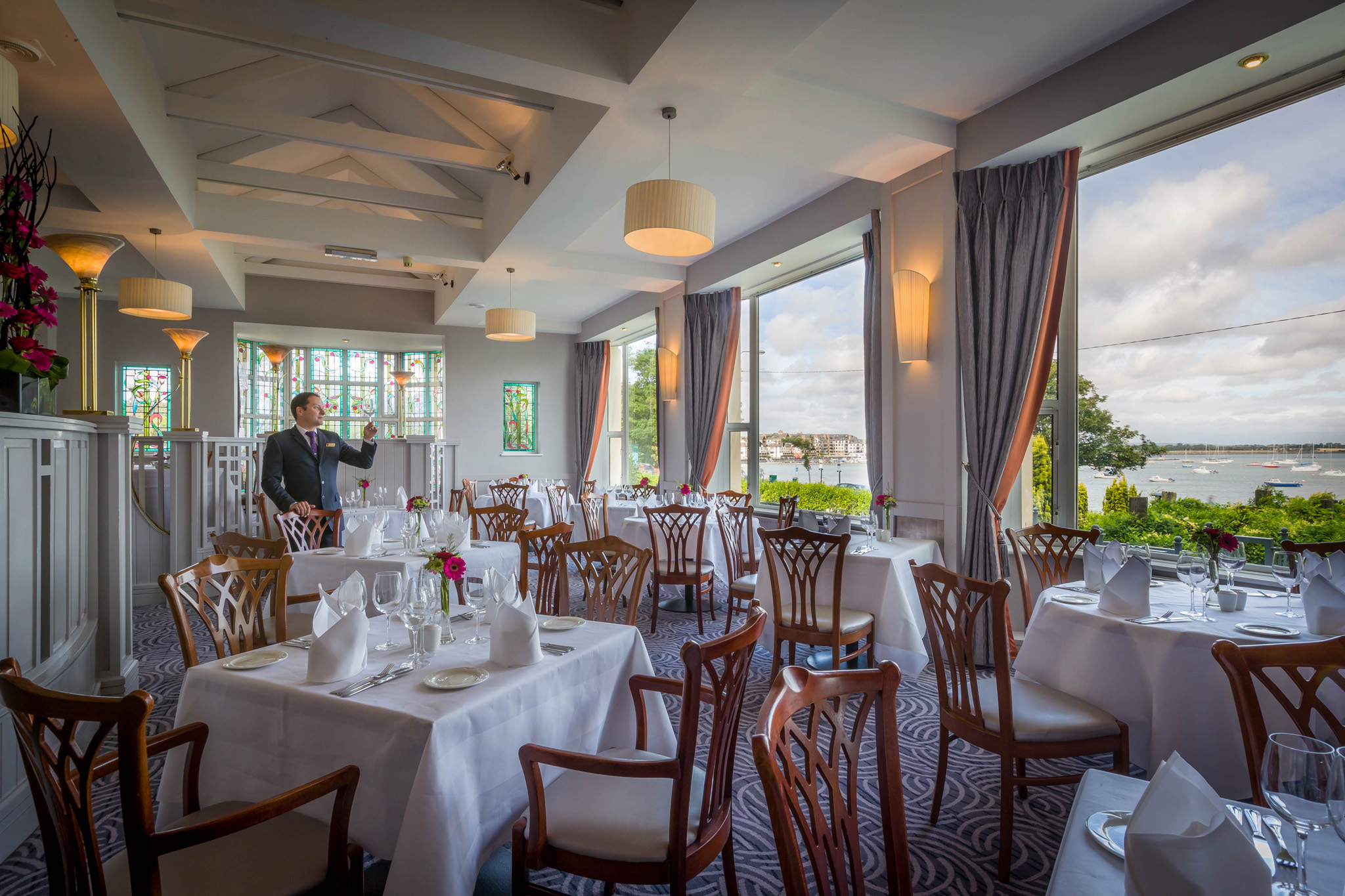 Grand Hotel | Dublin | Superb Dining with a View