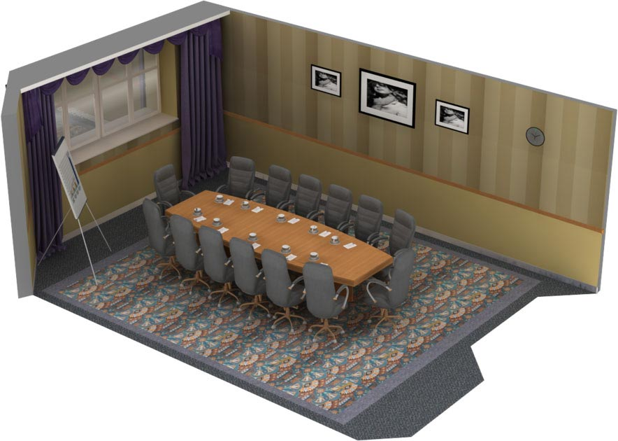 Ambassador - Board Room