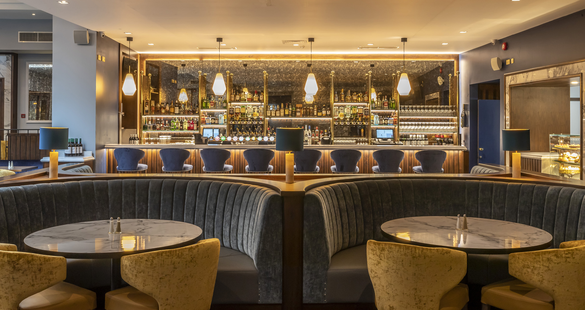 Grand Hotel | Dublin | Relax & Unwind<br/>in the Matt Ryan Bar